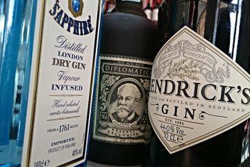Gin-verkoop breekt nog altijd records