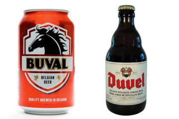 Buval en Duvel bijten elkaar niet