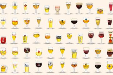 Belgen fier op hun bier