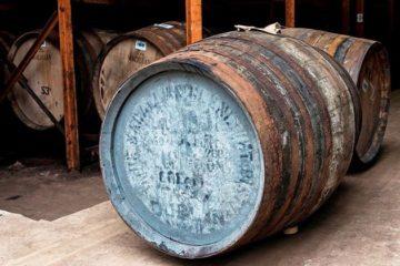 Duurste vat whisky ooit onder de hamer