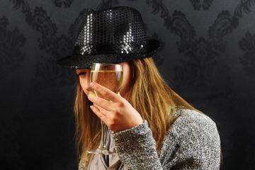 Hoe meer mannen stinken, hoe meer vrouwen drinken
