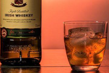 Kink in de kabel voor Irish Whiskey?