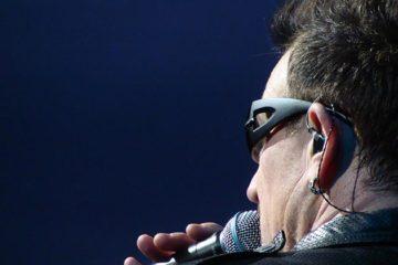 Bono in de whiskey