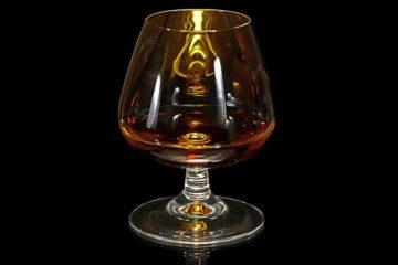 Cognac dicht bij huis minder in trek