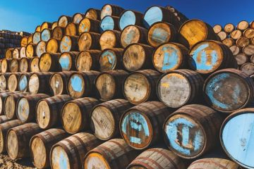 Duurdere whisky in trek