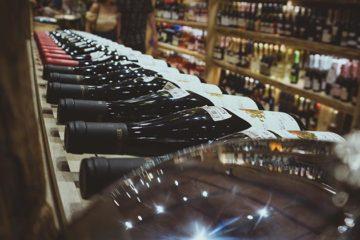 Wereldwijde wijnhandel in de lift