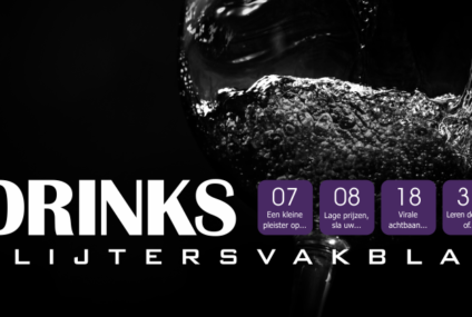 Drinks Slijtersvakblad – editie 2 – 2020