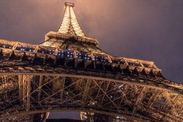 Beurzen Parijs smelten verder samen