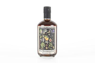Five Hundred Cuts, Botanical Rum, Brewdog Distilling Co., 40% alc.