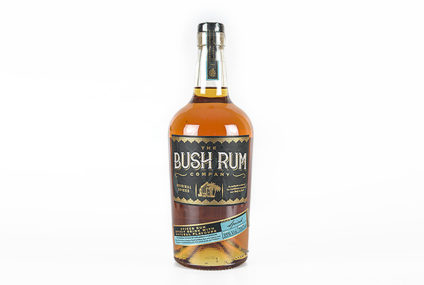 Original Spiced, The Bush Rum Company, 35% alc.