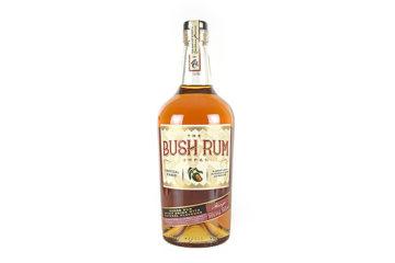 Tropical Mango, The Bush Rum Company, 35% alc.