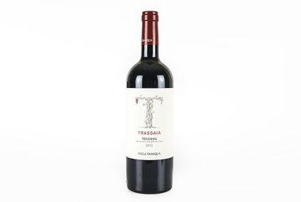 2013 Trasgaia, Villa Trasqua, IGT Toscana, 14% alc.