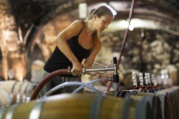 NL importeert iets minder Duitse wijn