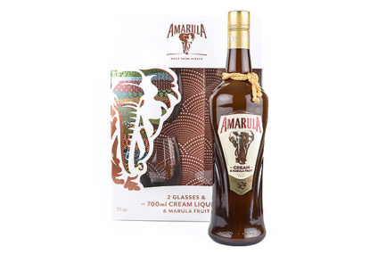 Amarula, Fruit Cream, Zuid-Afrika, 17% alc.