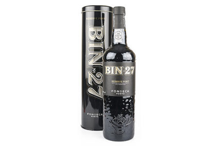 Fonseca, BIN no. 27, Finest Reserve Port, 20% alc.