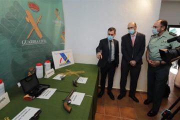 Spanje in actie tegen nepwijn