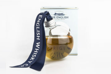 The English – Original, Single Malt Whisky, 43% alc.