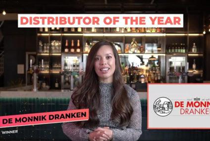 Distributeur van het jaar