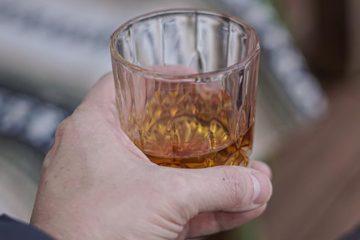 Whiskyfestival vanuit de luie stoel