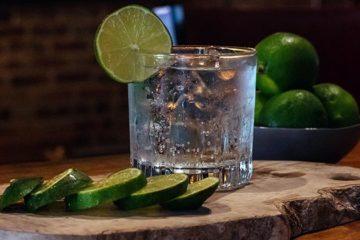 Ook gin ziet export afnemen