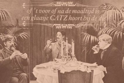 Goud voor gin uit Schiedam
