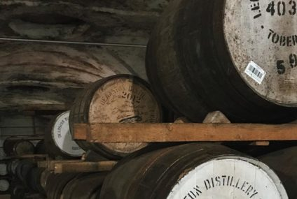 Stimulans voor whisky-industrie