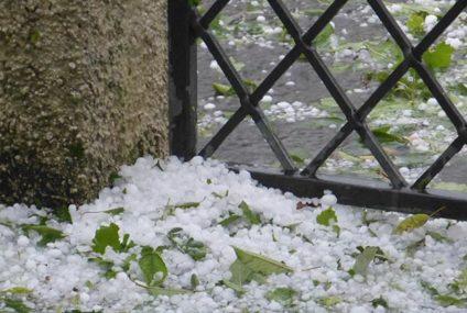 Nog meer hagel?
