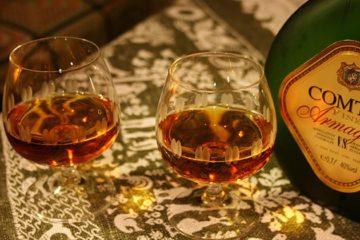 Frankrijk exporteert minder sterke drank