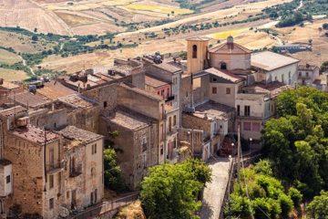 Siciliaanse oogst begonnen