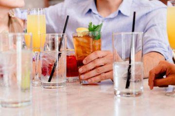 Kwart Europeanen drinkt geen druppel
