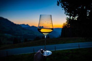 Duurzame wijnen in het schap