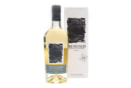 The/Six-Isles Voyager, Blended Malt Scotch Whisky, 46% alc.